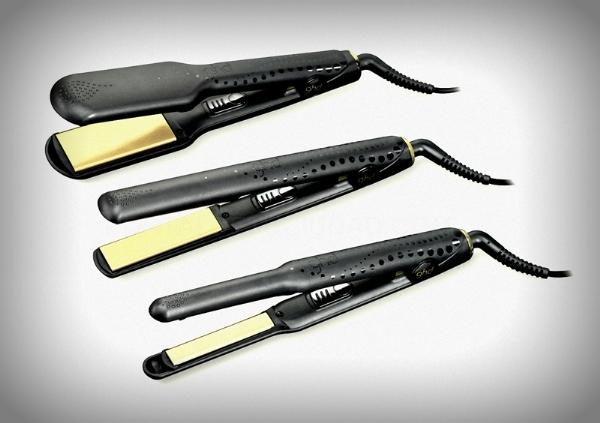 Plancha de cabello Styler ghd Gold Series