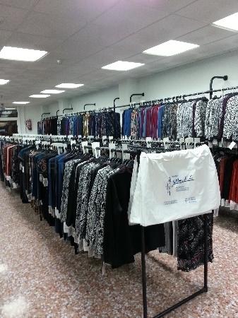 Mayoristas de prendas de señora en Alicante