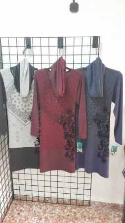 Fabricación de ropa para señora en Alicante