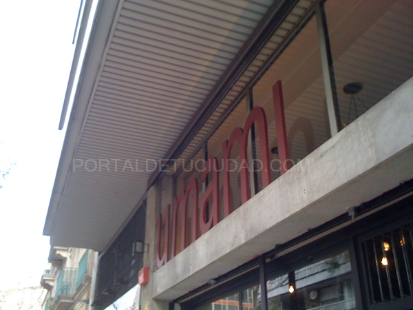 Letras de PVC pintado según diseño