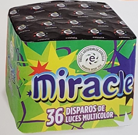 Bateria Miracle