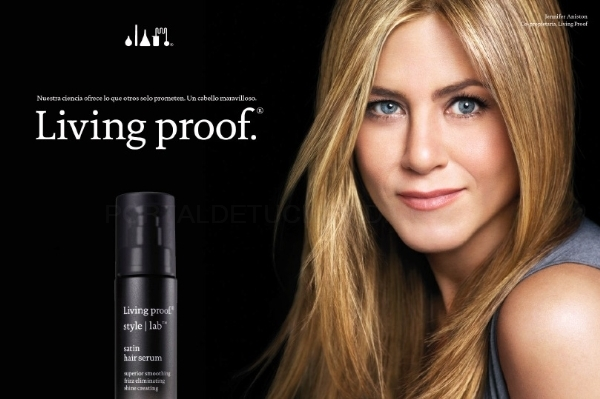 Cuidado del cabello con living proof