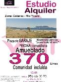Estudio en Playa Getares 370 euros
