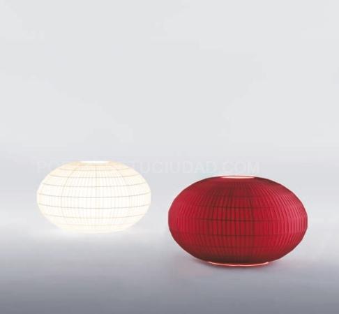 Lámpara de sobremesa estilo modernista