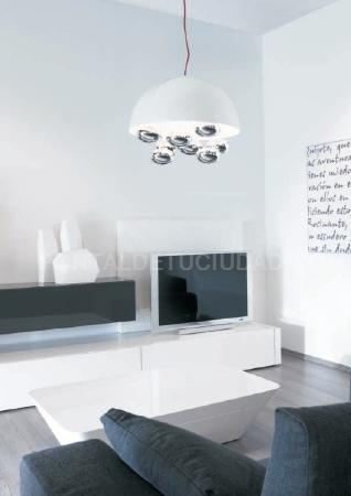 Lámpara de salón moderna