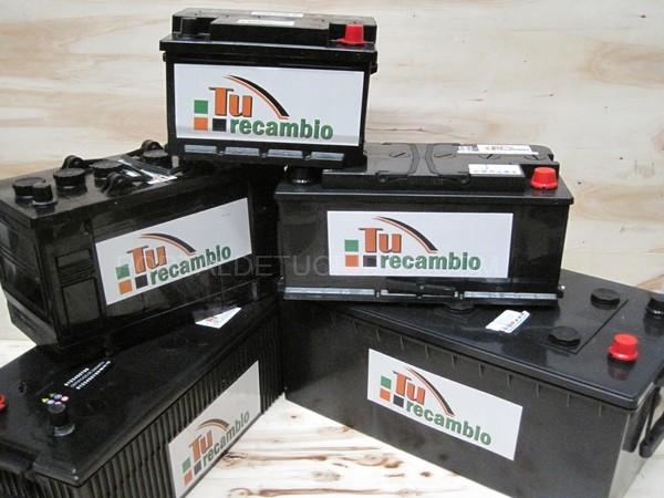 Baterías TuRecambio