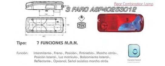 3 FARO ASP40253012