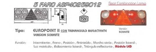 5 FARO ASP40259012