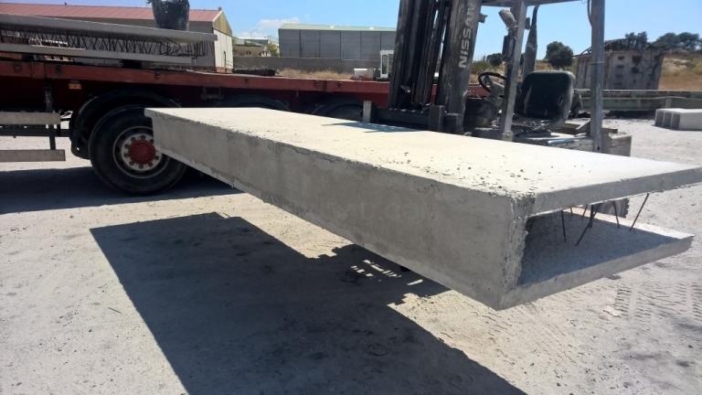 Muros de contención prefabricados de hormigón