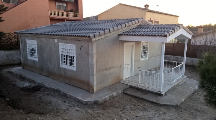 Casas prefabricadas de hormigón