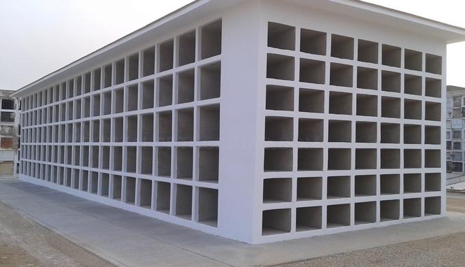 Columbarios Prefabricados de Hormigón