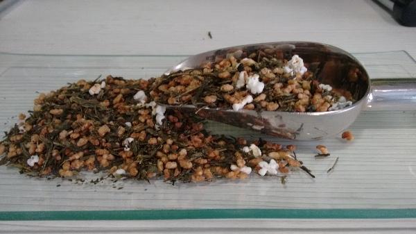 Té Verde Puros Genmaicha (Japón)