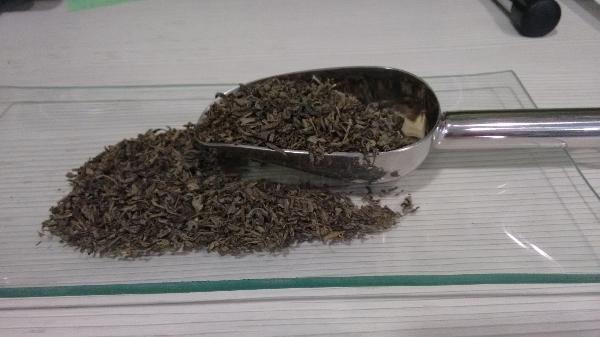 Té Verde Puros Chun Mee Organico (China)
