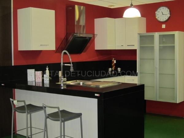 Oferta Liquidacion de cocinas en exposicion
