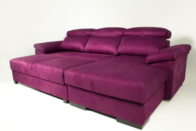 Destacado: Chaiselongue. Personalizelo a su gusto.