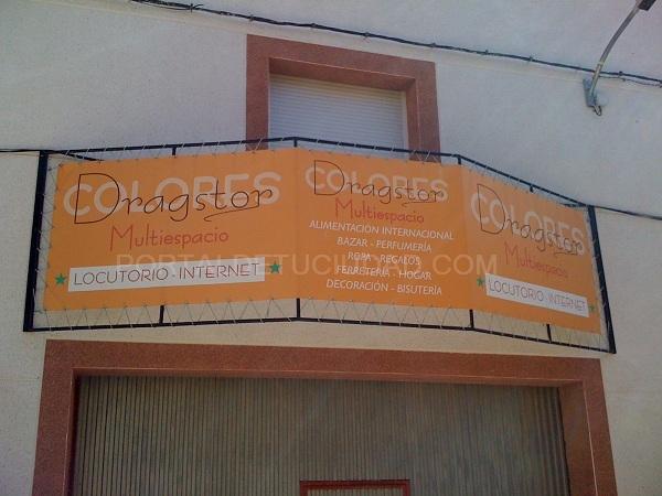 pancarta impresa digitalmente a modo de rótulo en Hospitalet de Llobregat