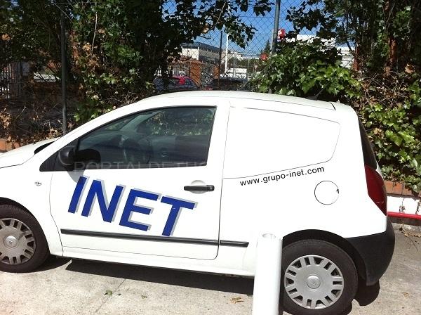 coche rotulado con vinilo impreso digitalmente