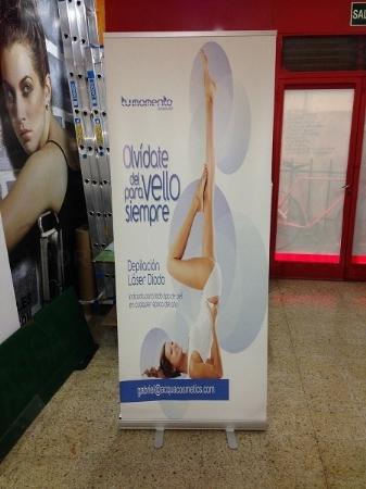 roll up publicitario