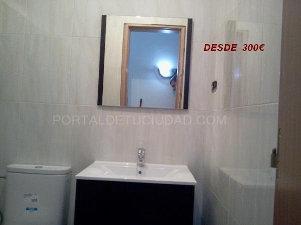 Cambiar lavabo por mueble de baño Barcelona,Baix Llobregat
