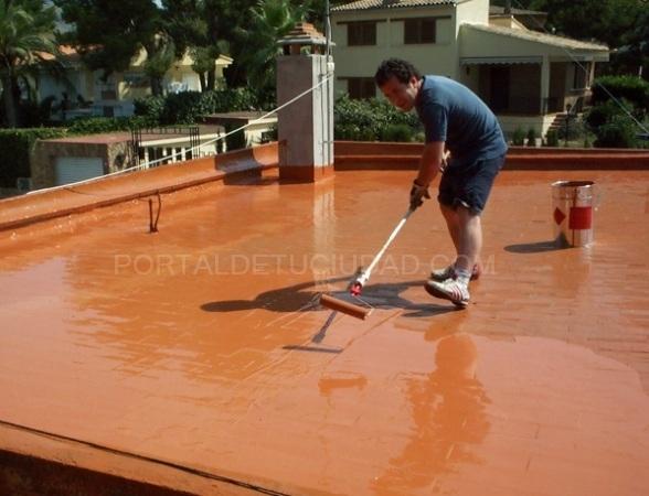 Impermeabilizaciones de terrazas Barcelona Baix Llobregat
