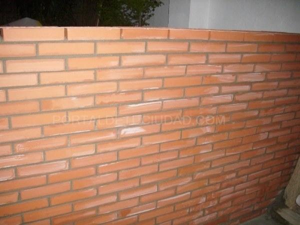 paredes obra vista Barcelona Baix Llobregat