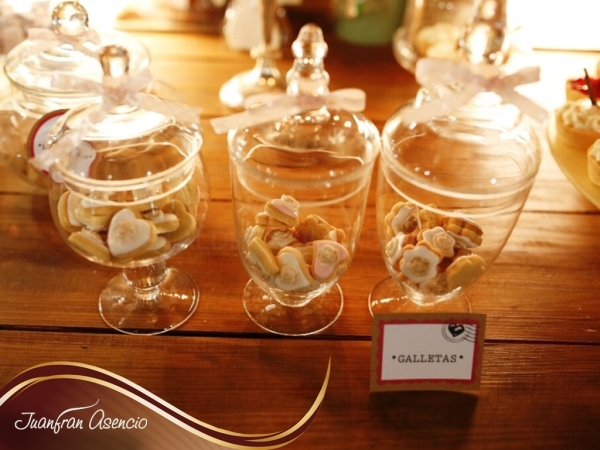 Detalles dulces/salados eventos Elche/Alicant