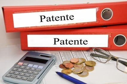 Registro de una patente