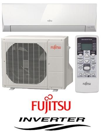 Split Fujitsu mod. ASY 25/35Ui LLC