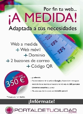 WEB BUSINESS A MEDIDA OPCION A