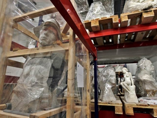 Transportes de Obras de Arte en Plasencia