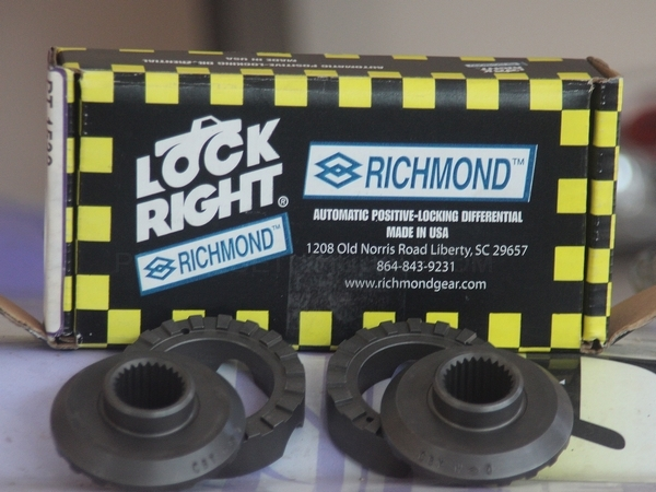 Destacado  Bloqueo de diferencial Lock-Right 4X4