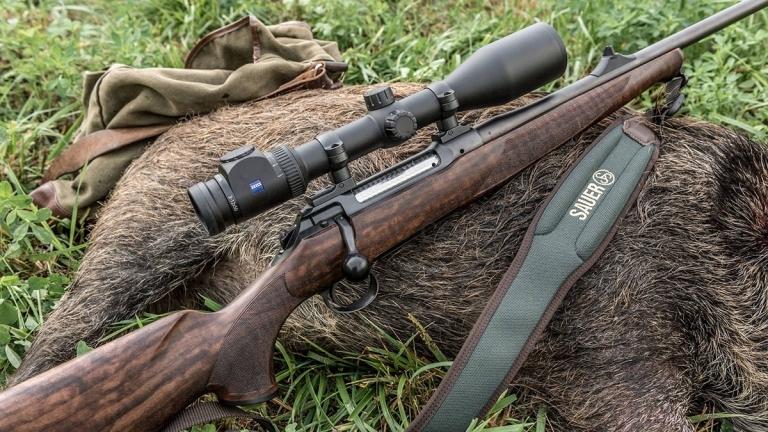 Permisos de cazadores en Cáceres