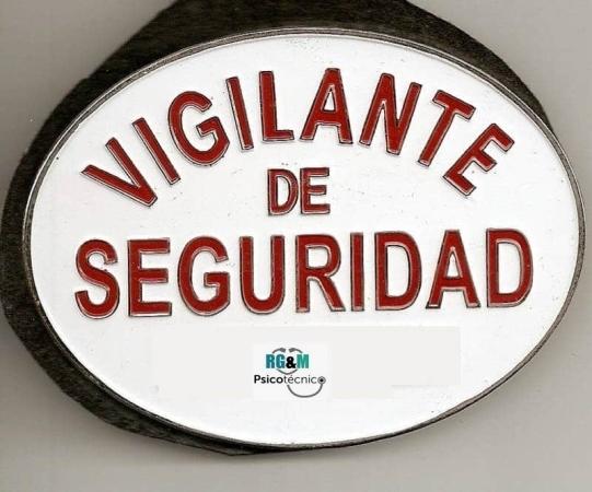 Permisos para Vigilantes de seguridad