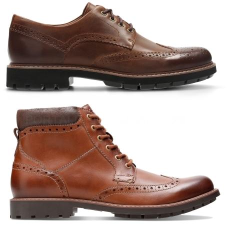 Zapatos Clarks de hombre Imagen 2