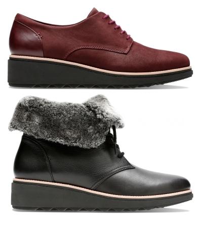 Zapatos Clarks de mujer