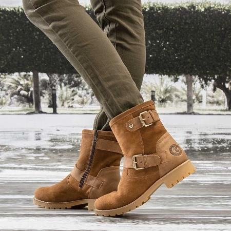 Zapatos Panama Jack Mujer