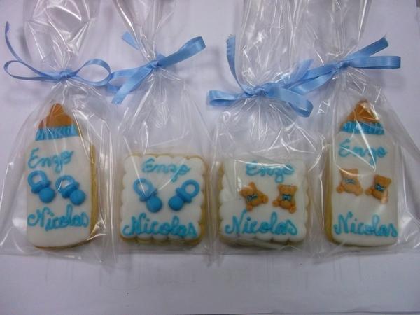 Detalles dulces para bautizos