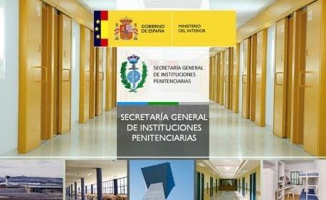 Oposiciones Prisiones en Cáceres
