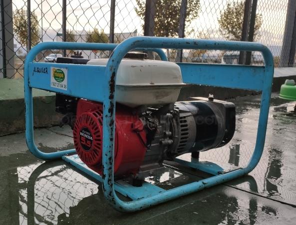 Generador Honda 3kw
