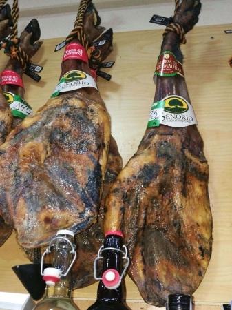 Paletas D.O. Dehesa Extremadura 100% bellota