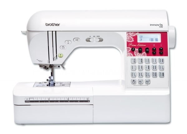 Maquina de coser brother nv100