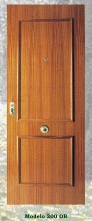 Puerta de alta seguridad mod. 200