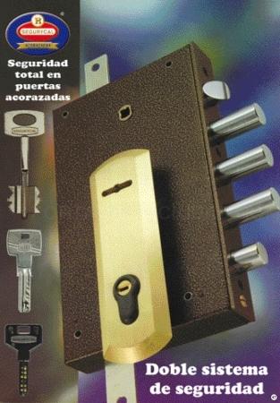 Cilindo de alta seguridad modelo K20