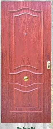 Puerta de alta seguridad mod. Provence M.C.