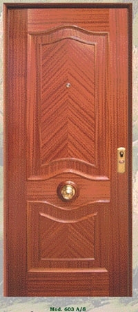 Puerta de alta seguridad mod. 603 A/S