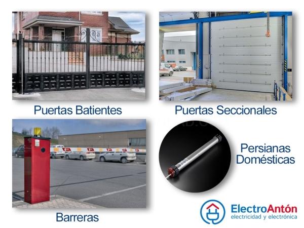 Instalaciones y mantenimiento puertas automáticas Elche