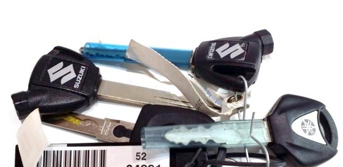 Copias de llaves para motos en Leganés Imagen 2