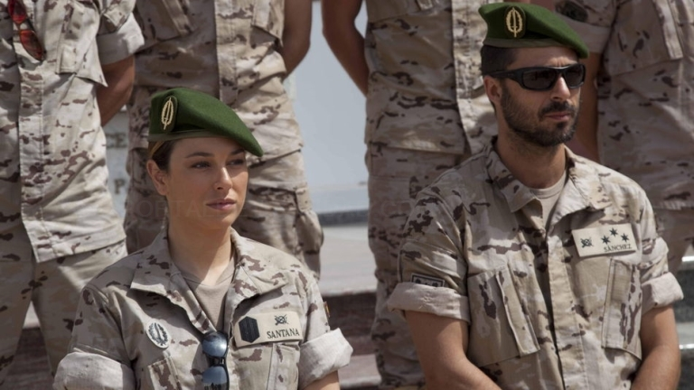 Último examen oficial oposiciones Militar