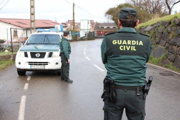 Último examen oposiciones Guardia Civil