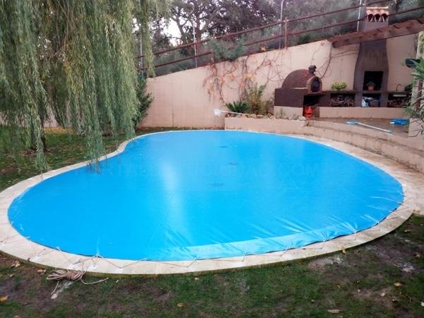 Lonas para piscinas en Cáceres